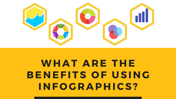 What are the benefits of using an infographic?